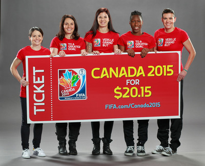 Women's World Cup of FIFA Canada 2015
