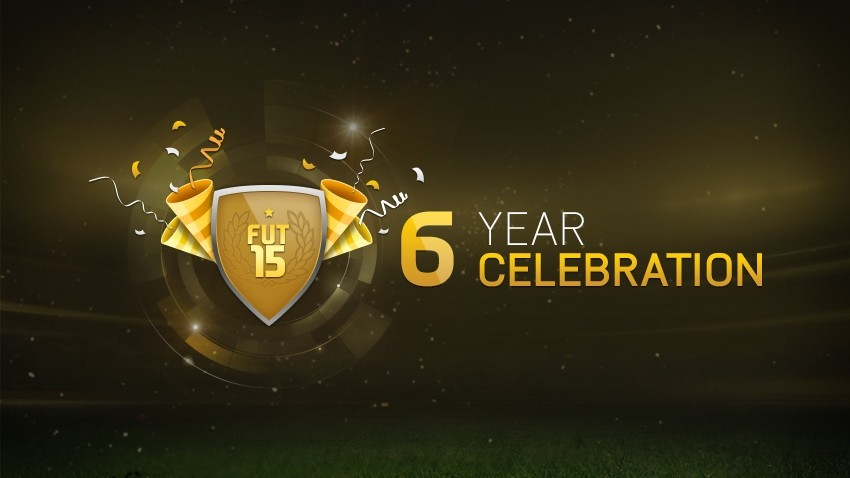 EA Celebrates Sixth Birthday of FIFA 15 Ultimate Team