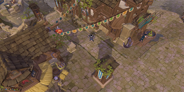 You Can Fight, Craft, Farm And Join Guilds In Albion