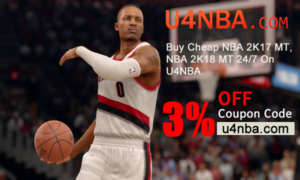 U4NBA Will Give You The Best NBA 2K Quality Service