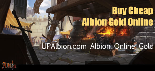Players Are Able To Buy Albion Online Gold With Reasonable At UPAlbion