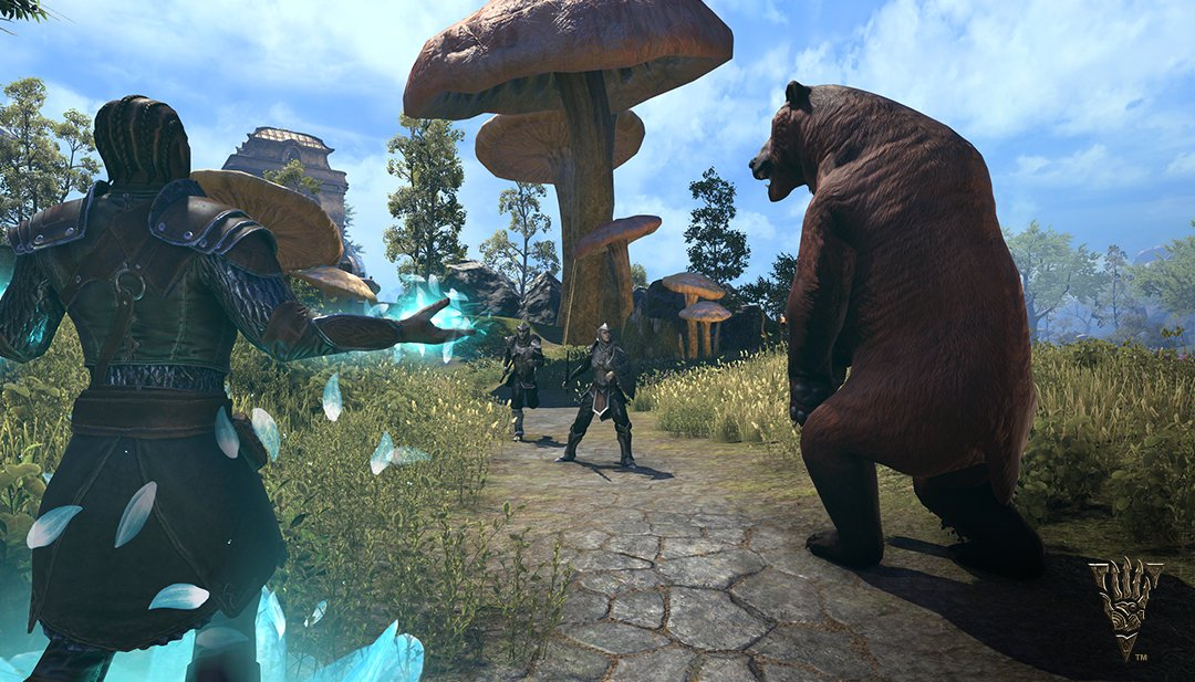 The Elder Scrolls Online Receives Its First Major Expansion Of Content – Morrowind