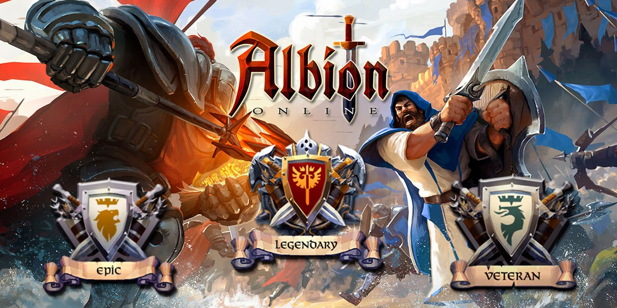 There Are Only One Week For You To Buy Founder Packs In Albion Online
