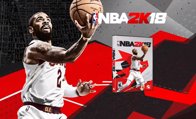NBA 2K18 Released A New Trailer