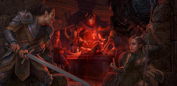 The Elder Scrolls Online – Horns Of The Reach Available Now