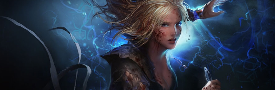 Path Of Exile – An Online RPG Mixed With A Little Fantasy World